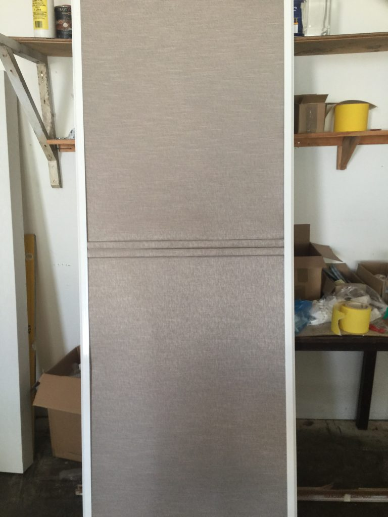 perfect fit blind - dual roller blind